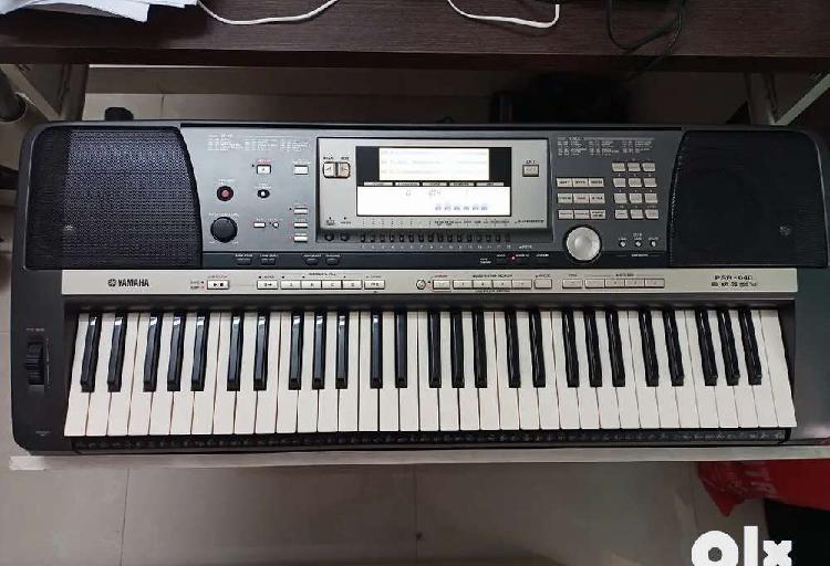 Yamaha psr 640 portatone keyboard.
