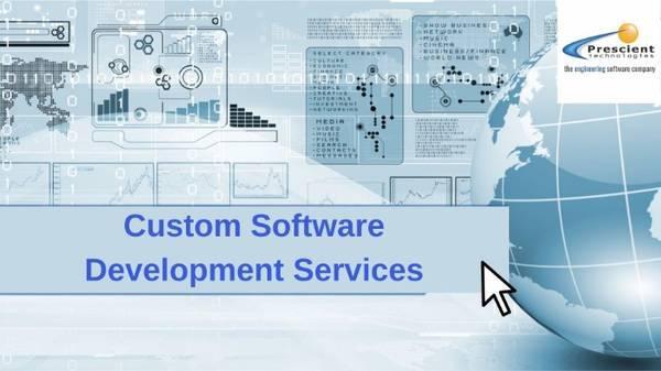 Custom software development services | pre-scient.com -