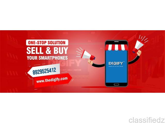 Get best refurbished mobile phones near me noida