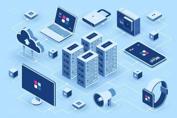 Web hosting services in india - computer services