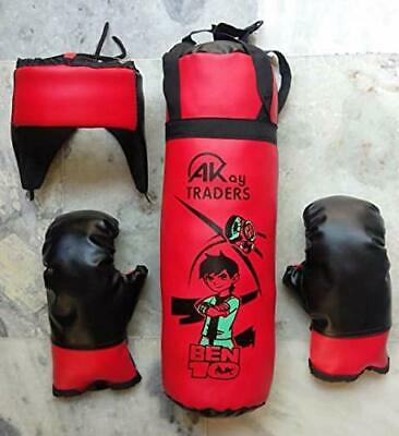 Boxing kit for kids | boxing kit with punching bag for