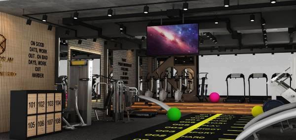 Gym setup services - health/wellness services