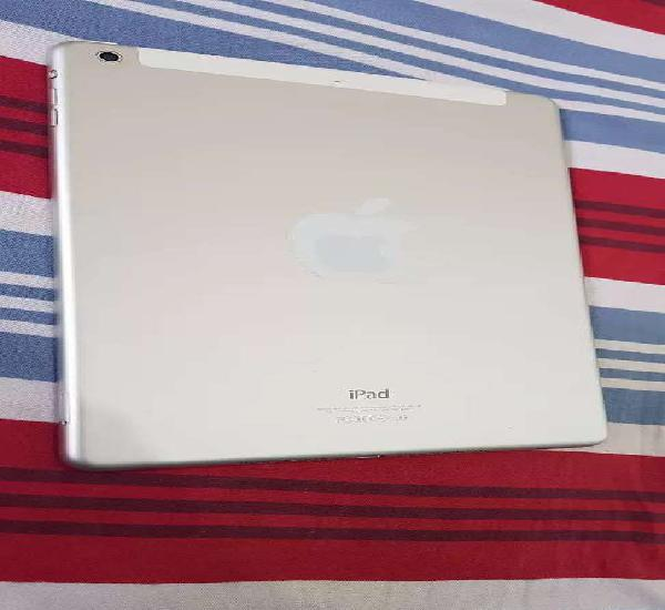 Ipad air 1 64gb wifi cellular box n accessories