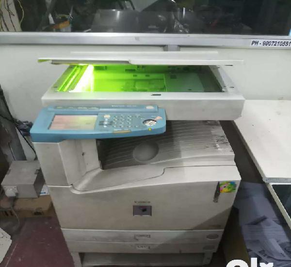 Xerox machine canon 3300 running condition