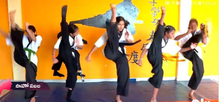 Kick boxing nellore karate and mixed martial arts do