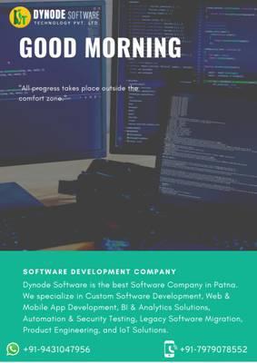 Software development company, software company in patna –