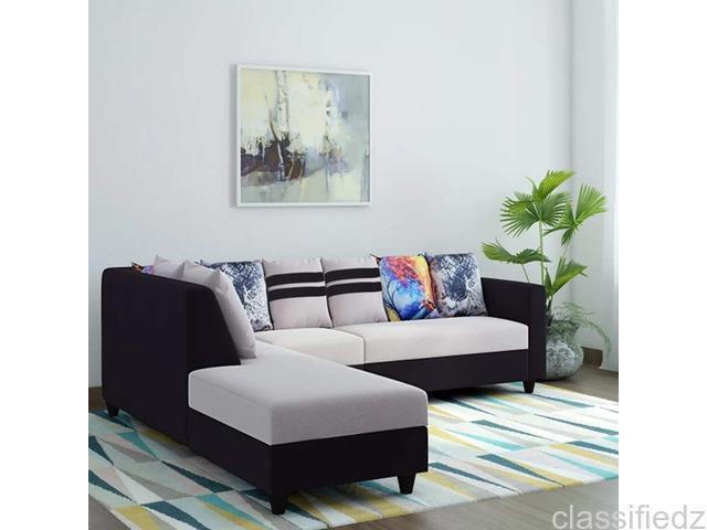 Order online the premium quality of corner sofa set mumbai