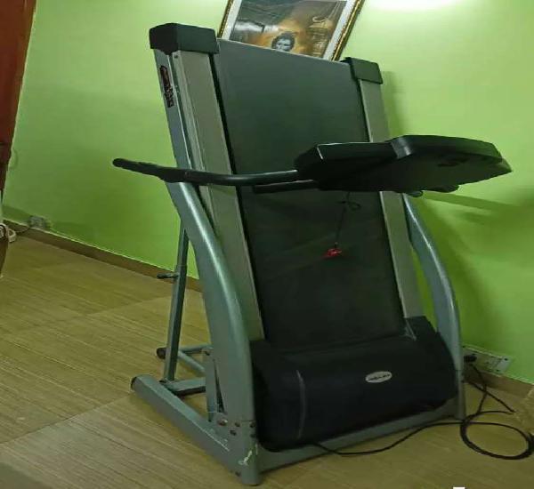 Afton brand treadmill