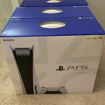 Brand new sony ps5 sealed and available - video gaming - by