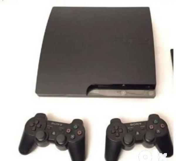 Ps3 120gb with 5-15 og games
