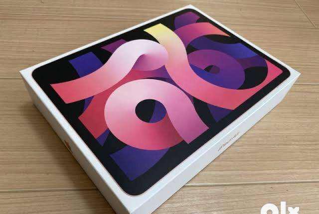 Apple ipad air 4 256gb wifi + cellular