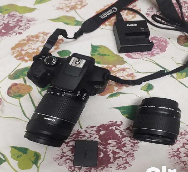 Canon dslr 1300d brand new condition unused