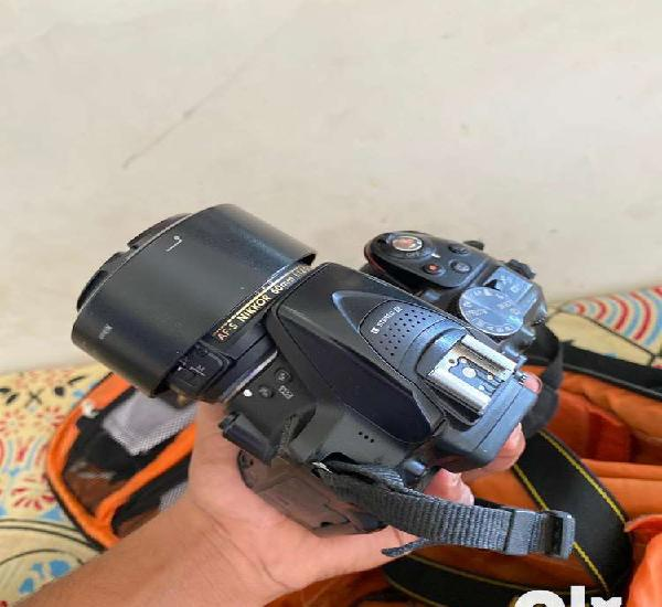 I am selling my nikon 5300d with 50 mm