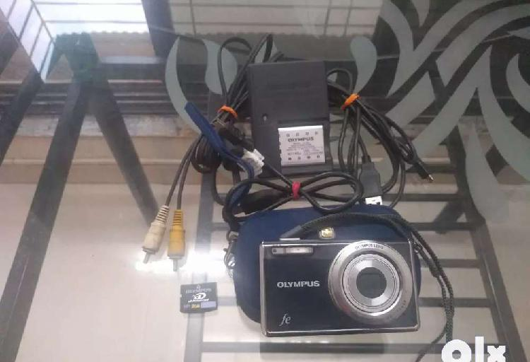 Olympus video camera