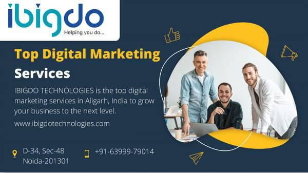 Digital marketing services india - computer services
