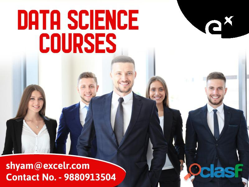 Excelr provides data science course in pune