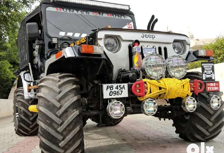 Modifed jeeps gypsy hunter thar open jeeps willys gypsy ac