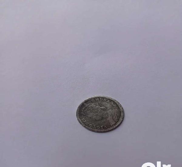 Rare coin 121 year old