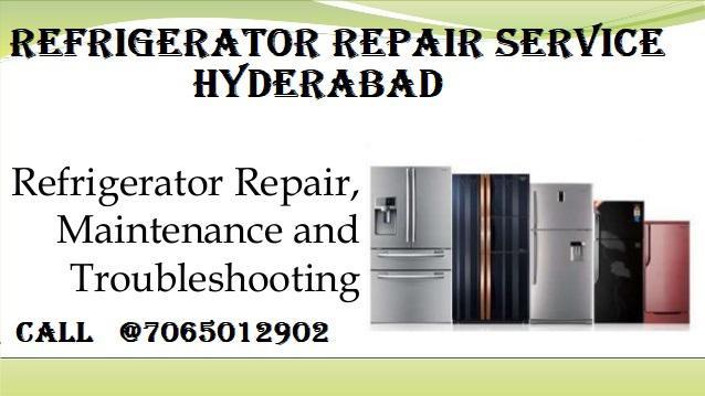 Refrigerator repair hyderabad