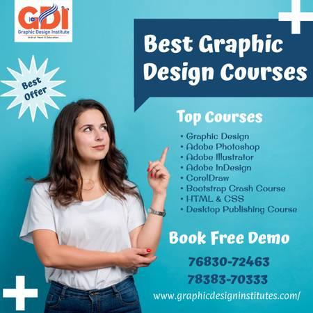 Online graphic design courses - lessons & tutoring