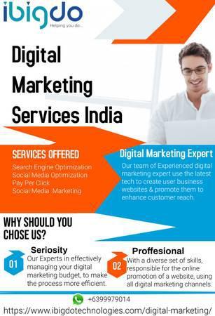 Digital marketing services provider in india | ibigdo