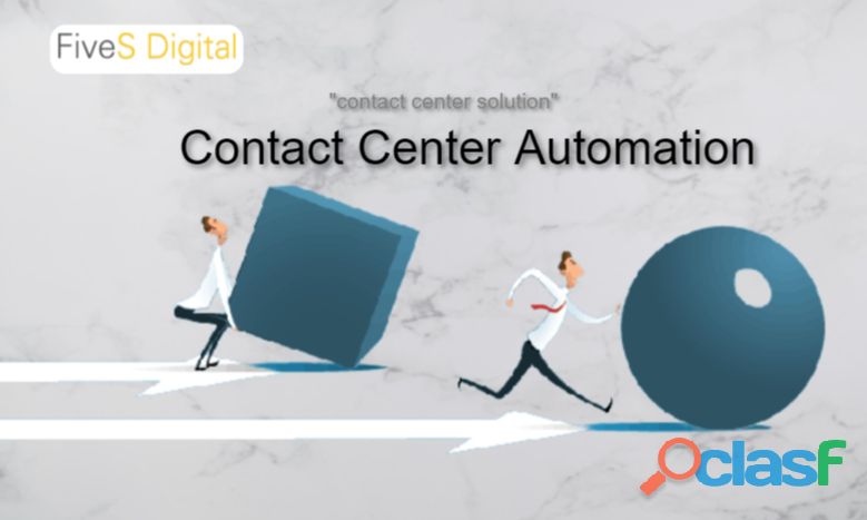 Contact center automation   improving customer experience