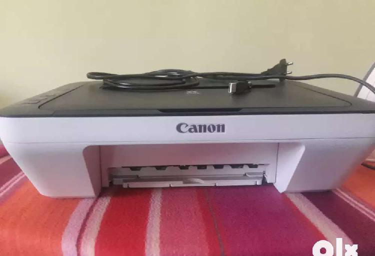 Epson printer l3110 & canon pixma mg2577s