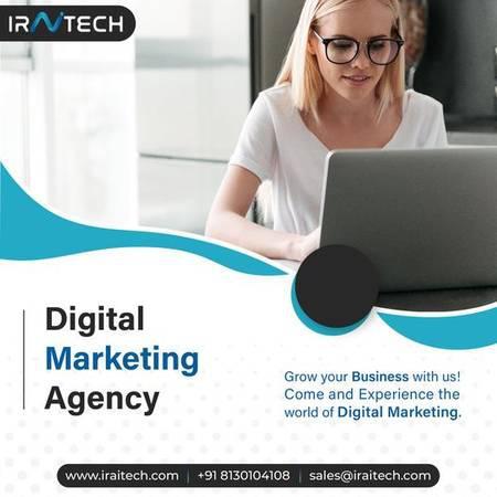 Digital marketing service company in delhi   iraitech -