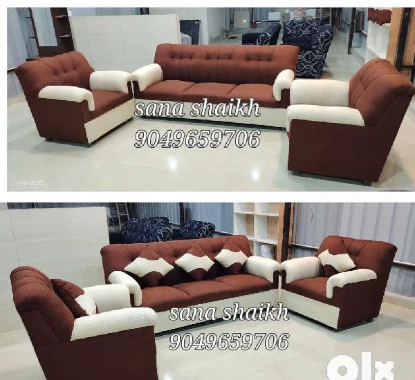 Rest jute cream combinations sofa