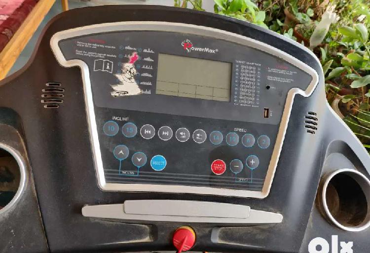 Powermax tda-230m premium treadmill
