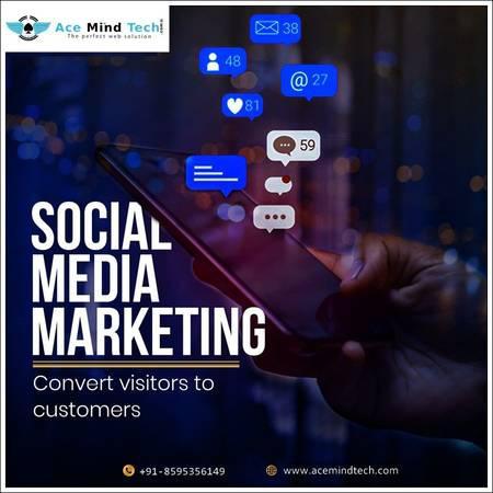 Social media marketing company in delhi hire for services -