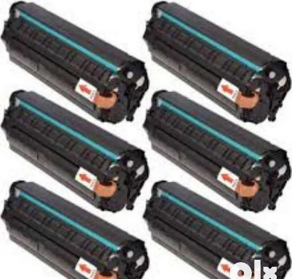 Printer toner cartridge refilling