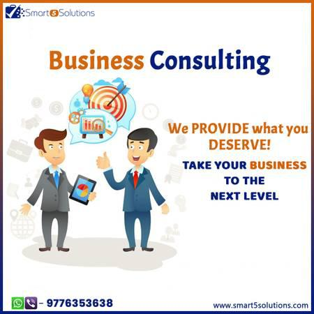 Business consulting services help to grow your business -