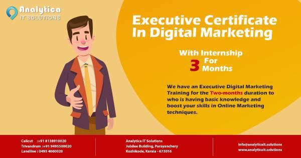Digital marketing training in calicut - computer services