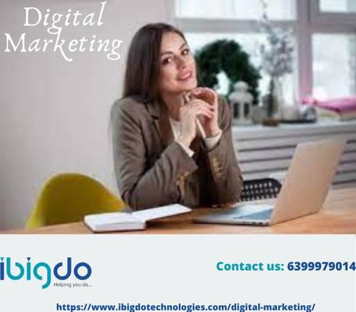 Top digital marketing services in india | ibigdo agency -