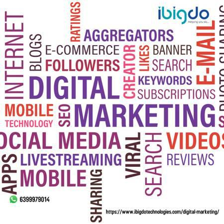 Top digital marketing services in india | ibigdo india -