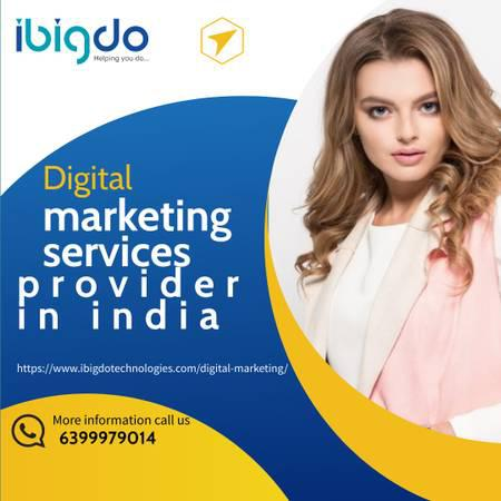 Top digital marketing services in india - computer services