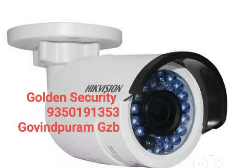 Cctv camera & all security systems in govindpuram ghaziabad