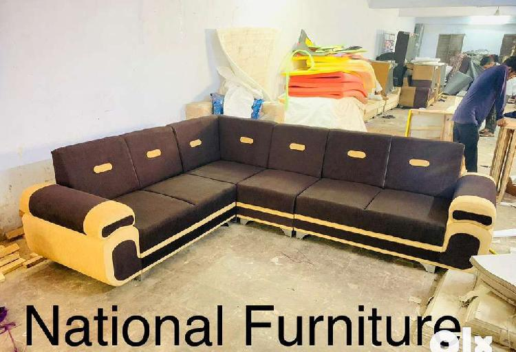 15.5 fit corner sofa set