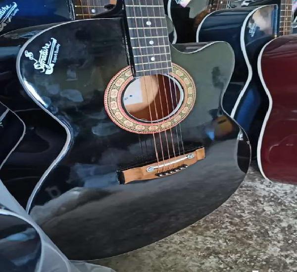 All brand new guitars in offer..