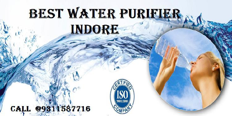 Water purifier indore