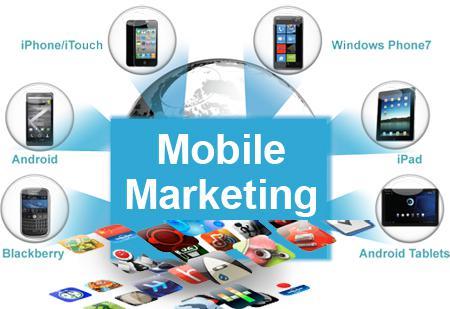 Top best creative mobile marketing organization in noida.