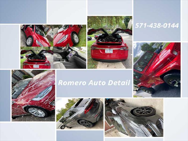 Romero auto detail