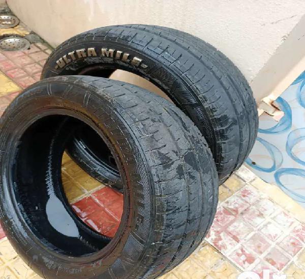 Ultramile tyres for polo