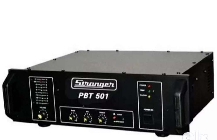 Amplifier Manufacturer