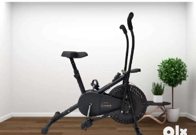 Air bike excersize home equipment