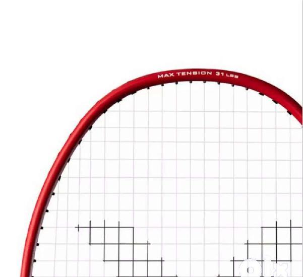 Badminton racket (used)