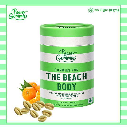 Beach body gummies | healthy vitamin gummies - 1 month pack