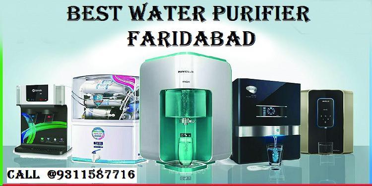 Water purifier faridabad
