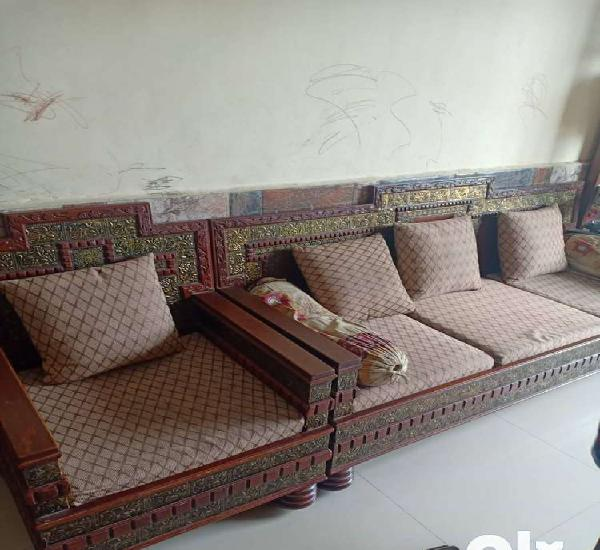 Living and bed room set